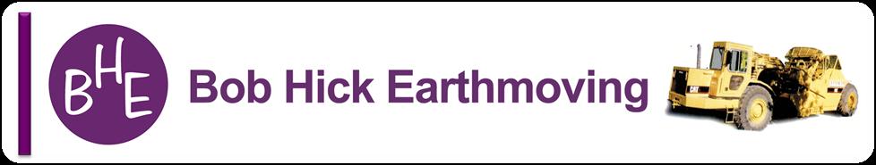 Bob Hick Earthmoving